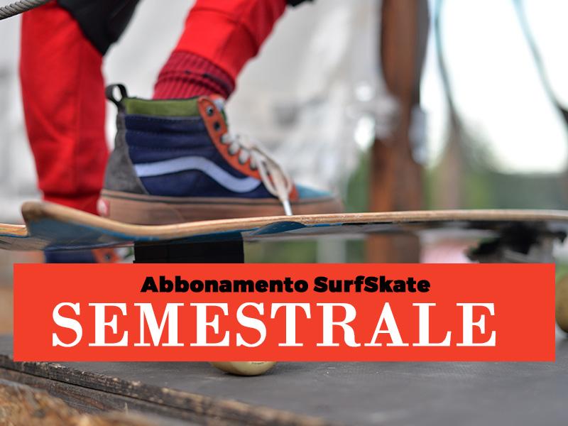 Abbonamento semestrale SurfSkate